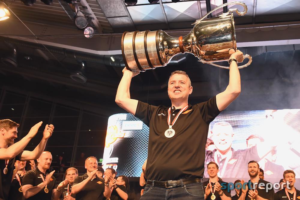 Eishockey, EBEL, Erste Bank Eishockey Liga, Vienna Capitals, Serge Aubin