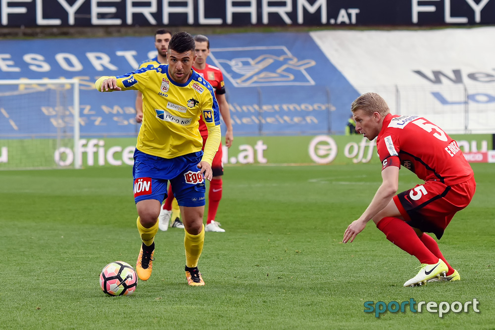 Fußball, Rapid Wien, SKN St. Pölten, Korkmaz, Ümit Korkmaz, Ostliga, Karabakh Vienna