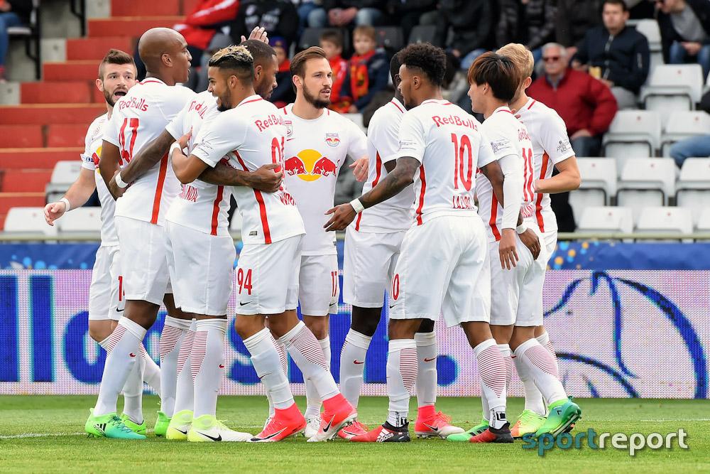 Rapid Wien, Red Bull Salzburg