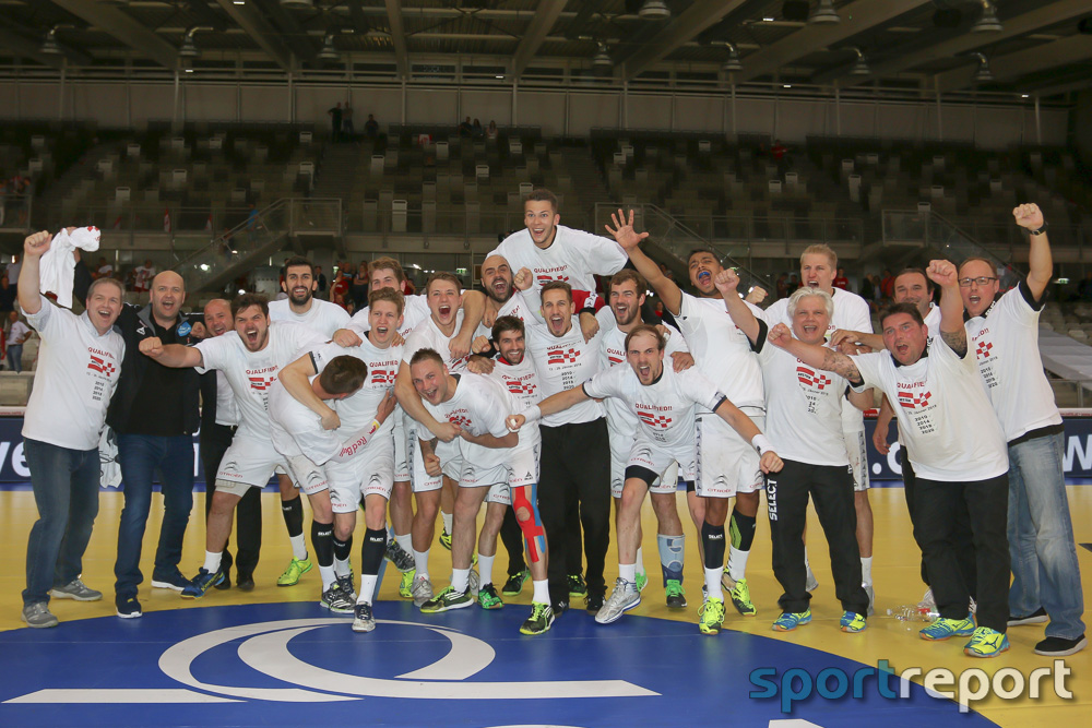 Österreichs Handball Nationalteam gewinnt gegen Bosnien-Herzegowina und qualifiziert sich für die EM 2018