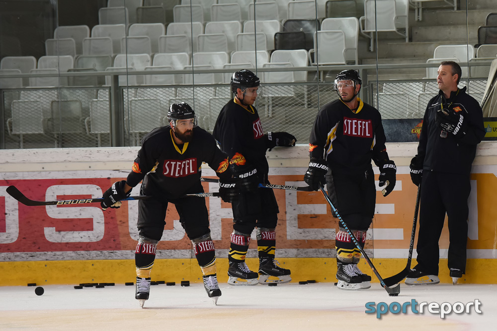 Eishockey, EBEL, Erste Bank Eishockey Liga, Klubertanz, Kyle Klubertanz, Vienna Capitals