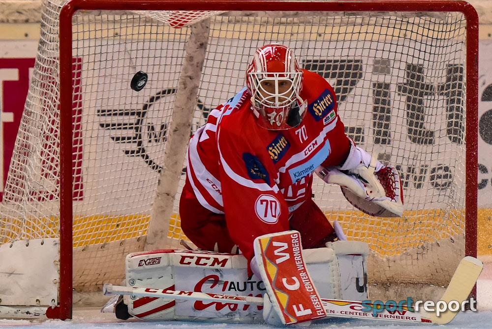 Eishockey, EBEL, Erste Bank Eishockey Liga, 10. Runde, KAC, Fehervar, KAC vs. Fehervar