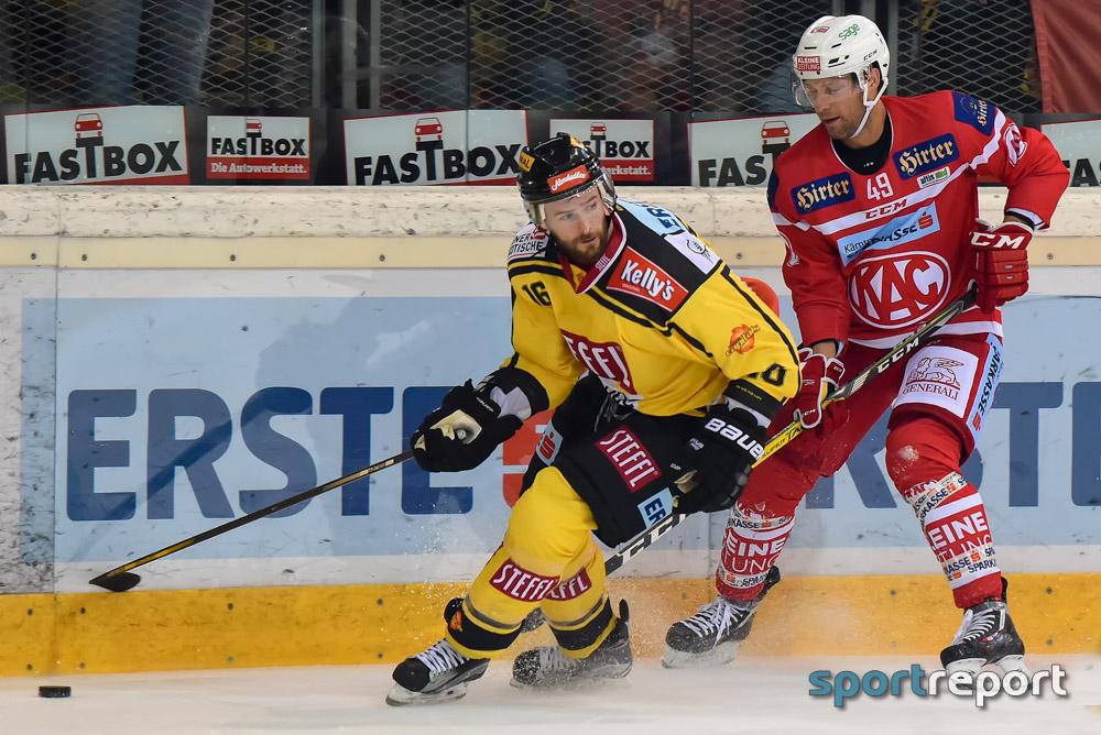 Eishockey, EBEL, Erste Bank Eishockey Liga, Vienna Capitals, Albert-Schultz-Eishalle, Vienna Capitals vs. KAC, #VICKAC