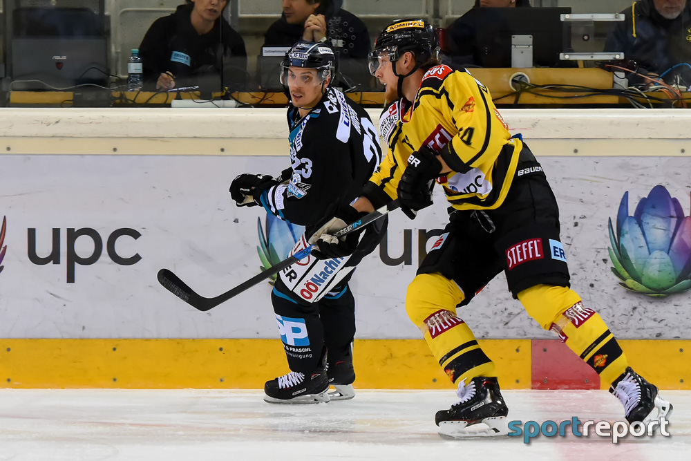 Eishockey, EBEL, Black Wings Linz, Fabio Hofer