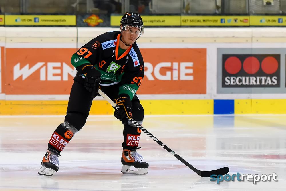 Eishockey, EBEL, Erste Bank Eishockey Liga, Graz99ers, Dornbirn Bulldogs, Dornbirn Bulldogs vs. Graz99ers