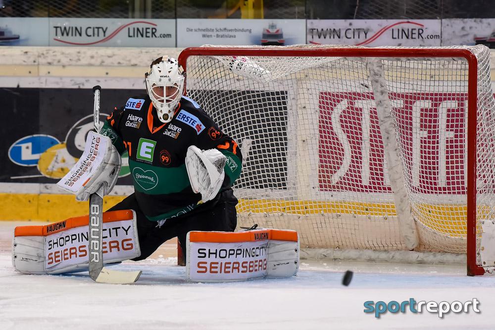 Eishockey, EBEL, Erste Bank Eishockey Liga, Graz99ers, KAC, KAC vs. Graz99ers
