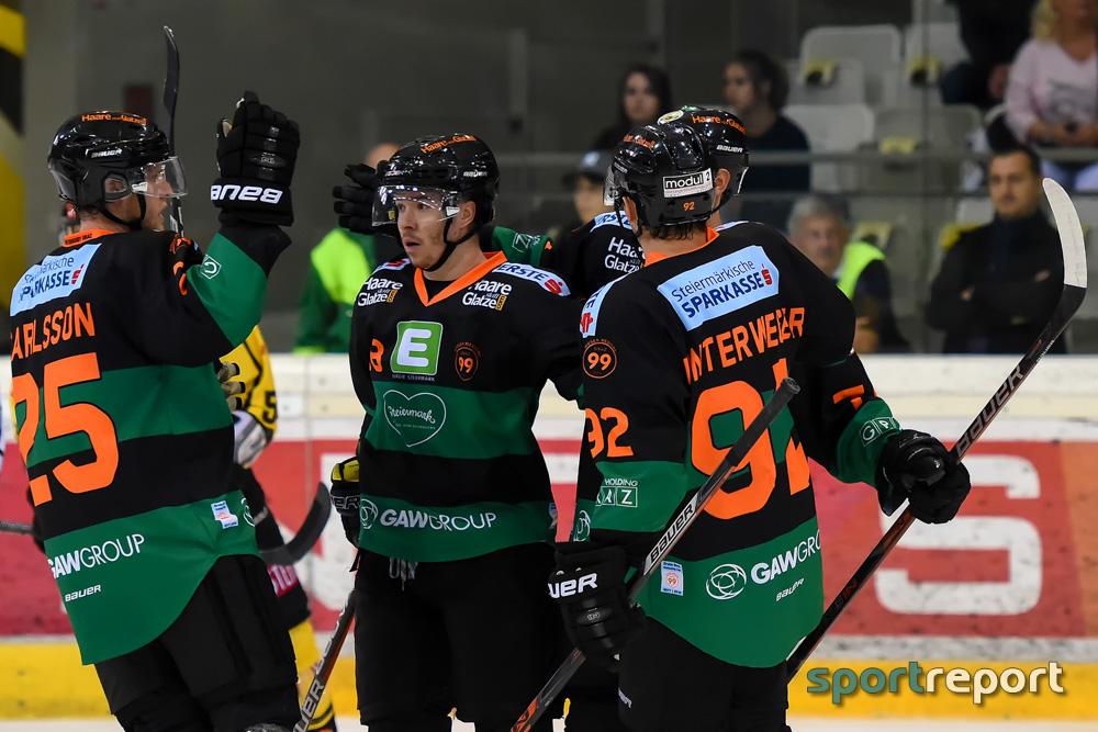 Eishockey, EBEL, VSV, Graz99ers