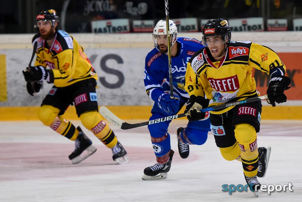 Eishockey, EBEL, Erste Bank Eishockey Liga, Vienna Capitals, Albert-Schultz-Eishalle, VSV, Villacher SV, Vienna Capitals vs. VSV