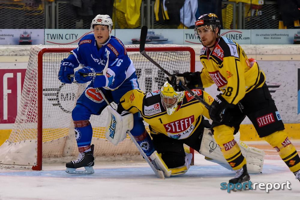 Eishockey, EBEL, Erste Bank Eishockey Liga, Vienna Capitals, VSV, VSV vs. Vienna Capitals