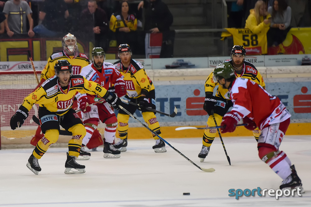 Eishockey, EBEL, Erste Bank Eishockey Liga, Vienna Capitals, HCB Südtirol, Vienna Capitals vs. HCB Südtirol, Albert-Schultz-Eishalle