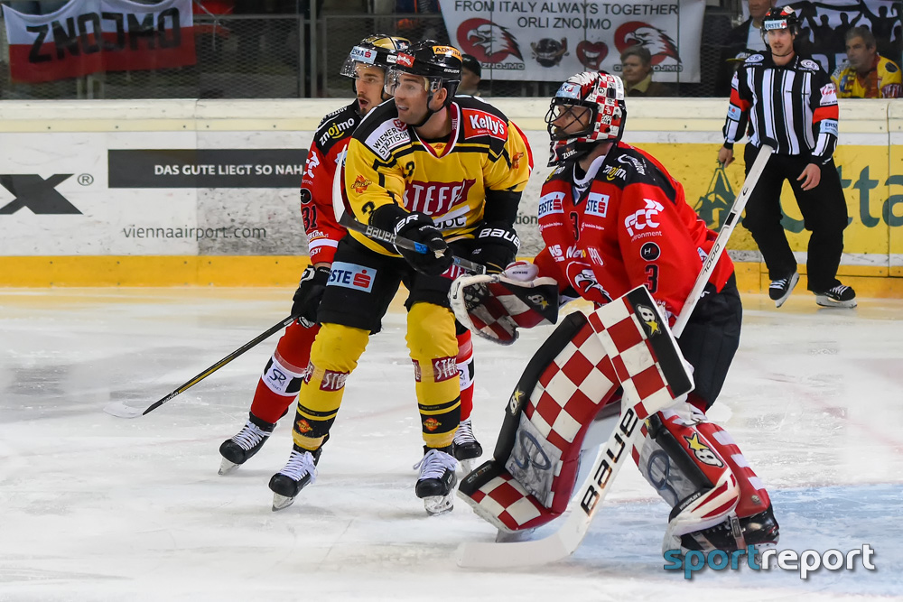 Eishockey, EBEL, Erste Bank Eishockey Liga, Orli Znojmo, Miller, Adam Miller, Litvinov, Extraliga