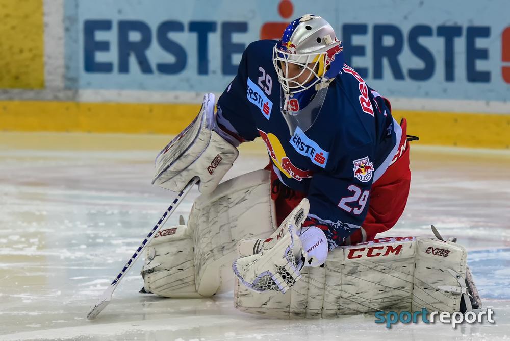 Eishockey, EBEL, Erste Bank Eishockey Liga, Red Bull Salzburg, Orli Znojmo, Orli Znojmo vs. Red Bull Salzburg