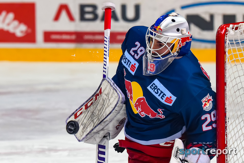 Eishockey, EBEL, Erste Bank Eishockey Liga, Red Bull Salzburg, Black Wings Linz, Red Bull Salzburg vs. Black Wings Linz