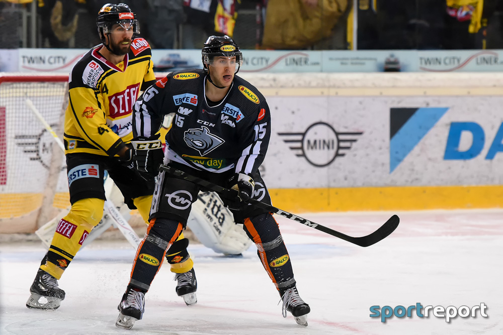 Eishockey, Chris D'Alvise, EHC Lustenau, Dornbirn Bulldogs