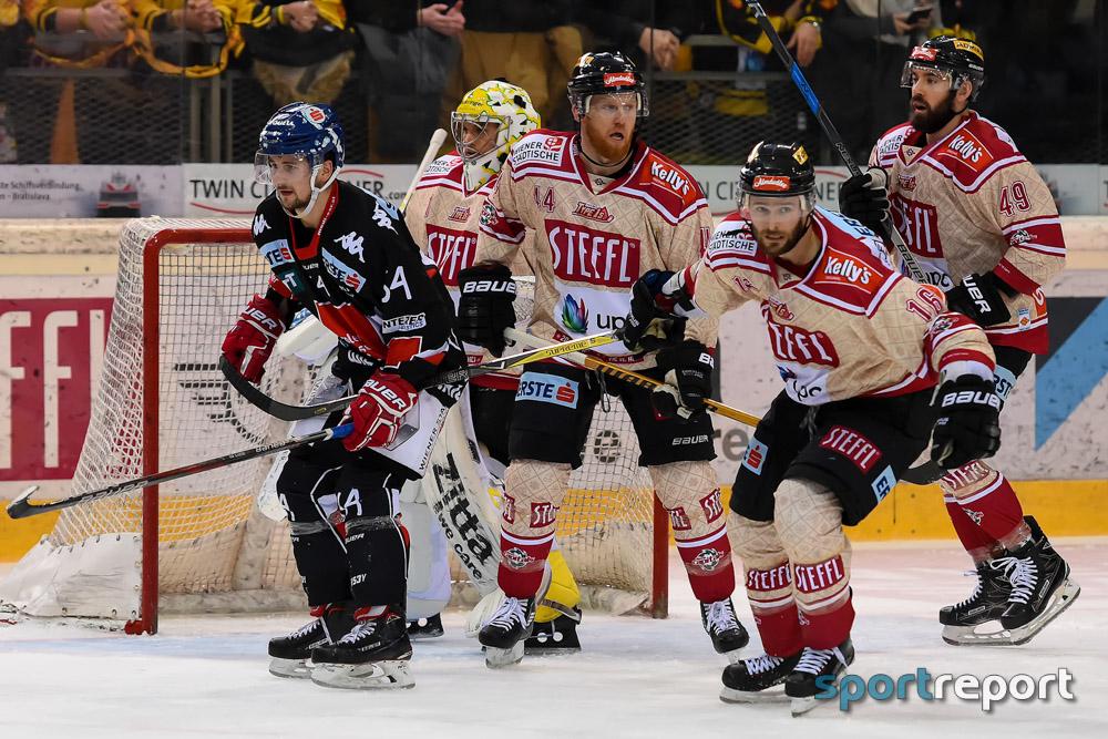 Eishockey, EBEL, Erste Bank Eishockey Liga, Vienna Capitals, HC Innsbruck
