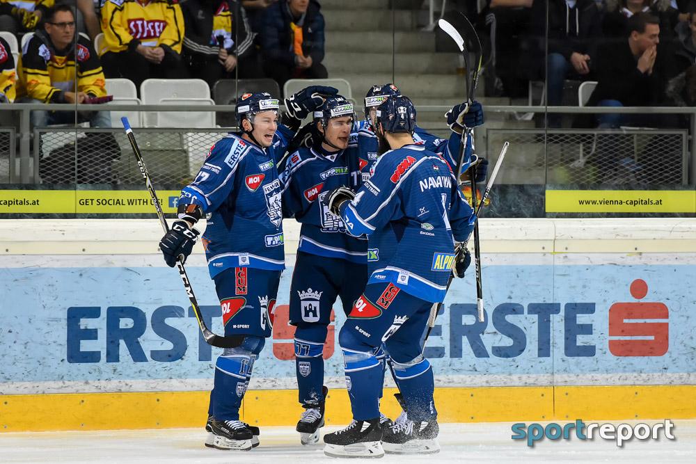 Eishockey, EBEL, Erste Bank Eishockey Liga, Fehervar, VSV