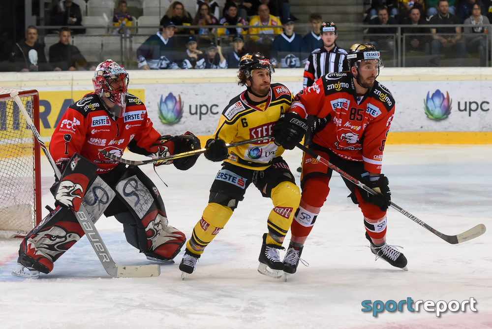 Eishockey, EBEL, Erste Bank Eishockey Liga, Orli Znojmo, MAC Budapest