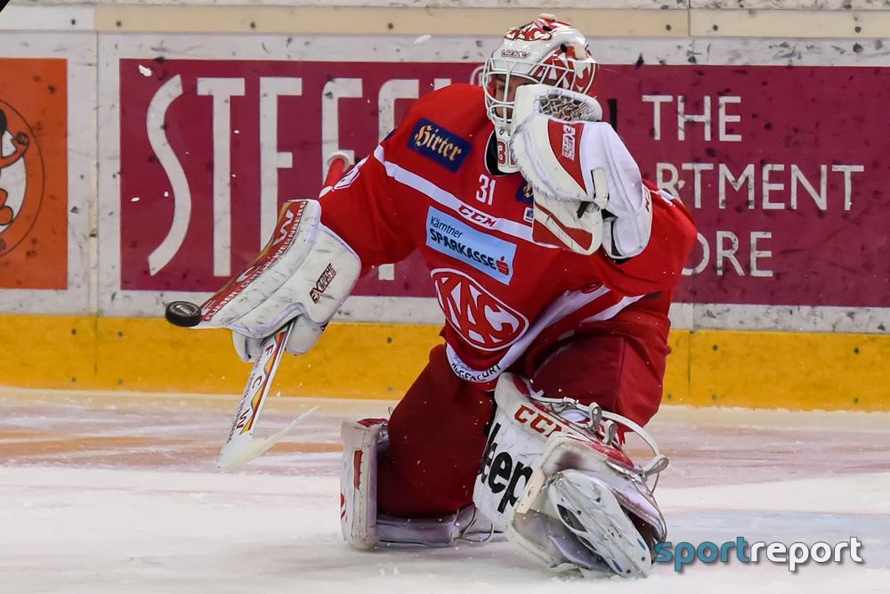 Eishockey, EBEL, Erste Bank Eishockey Liga, KAC, Dornbirner EC, Dornbirn Bulldogs, Dornbirn Bulldogs vs. KAC