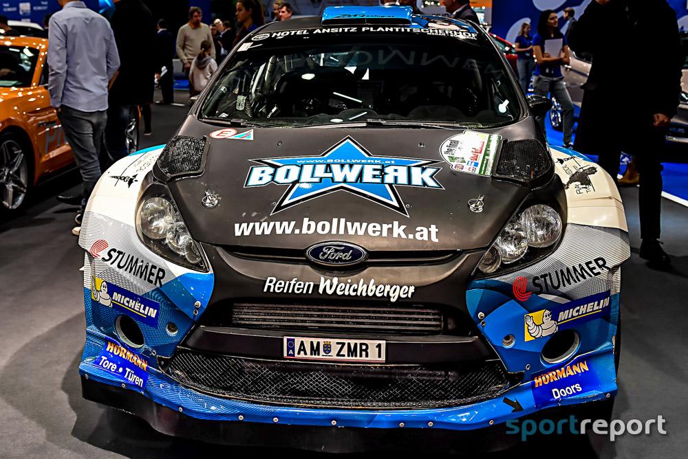 OBM Wechselland Rallye - Foto © Sportreport