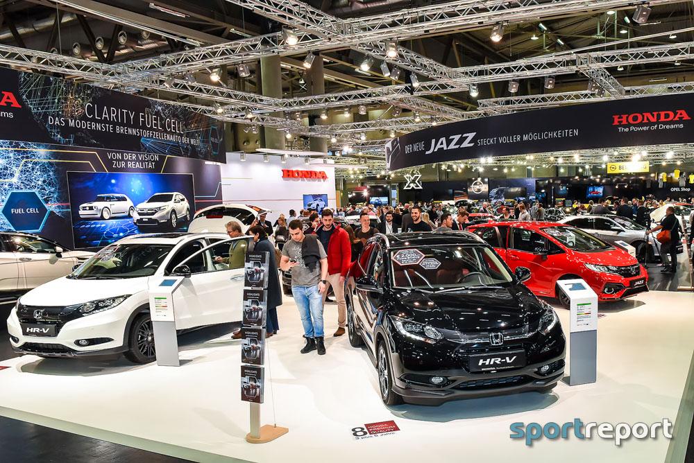 Vienna Autoshow 2018 - Gute Wirtschaftsstimmung beflügelt Erwartungen der Branche