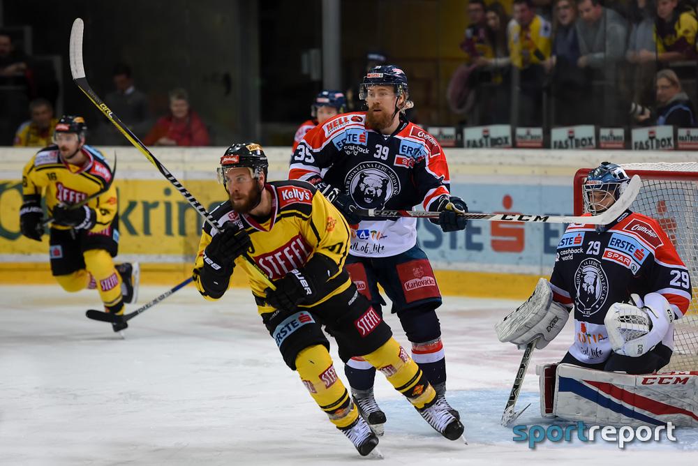 Vienna Capitals fixieren mit Sieg über Medvescak Zagreb Platz 1 und lösen CHL-Ticket