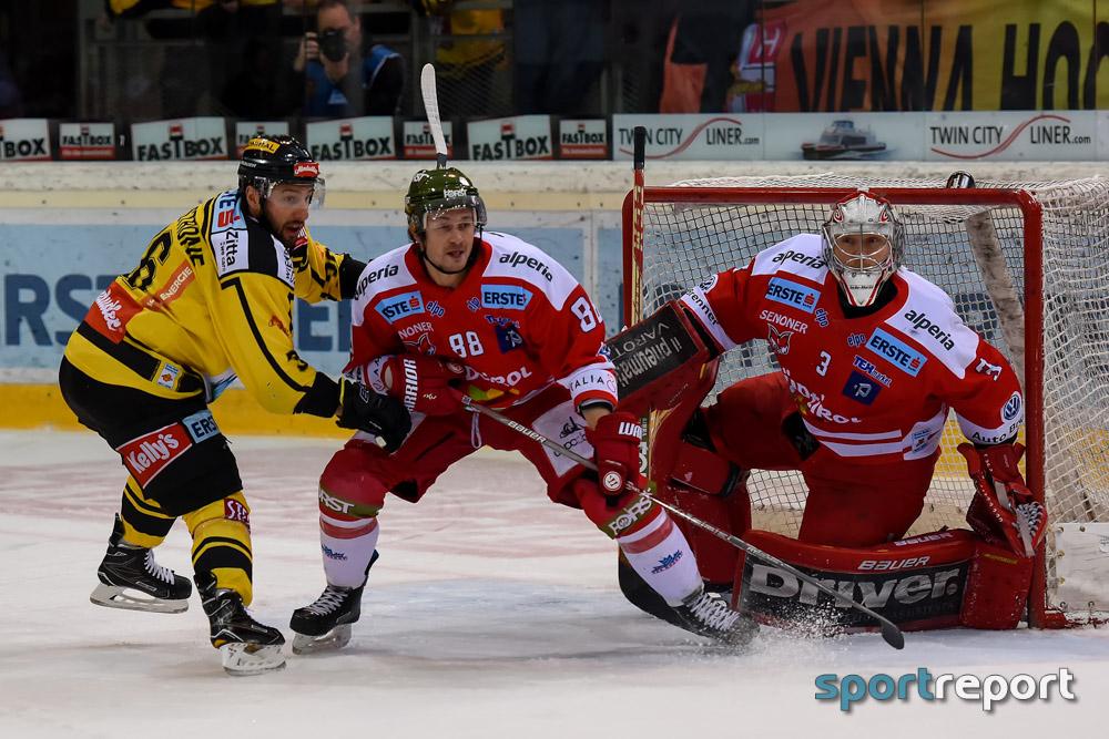 Eishockey, EBEL, Vienna Capitals, HCB Südtirol