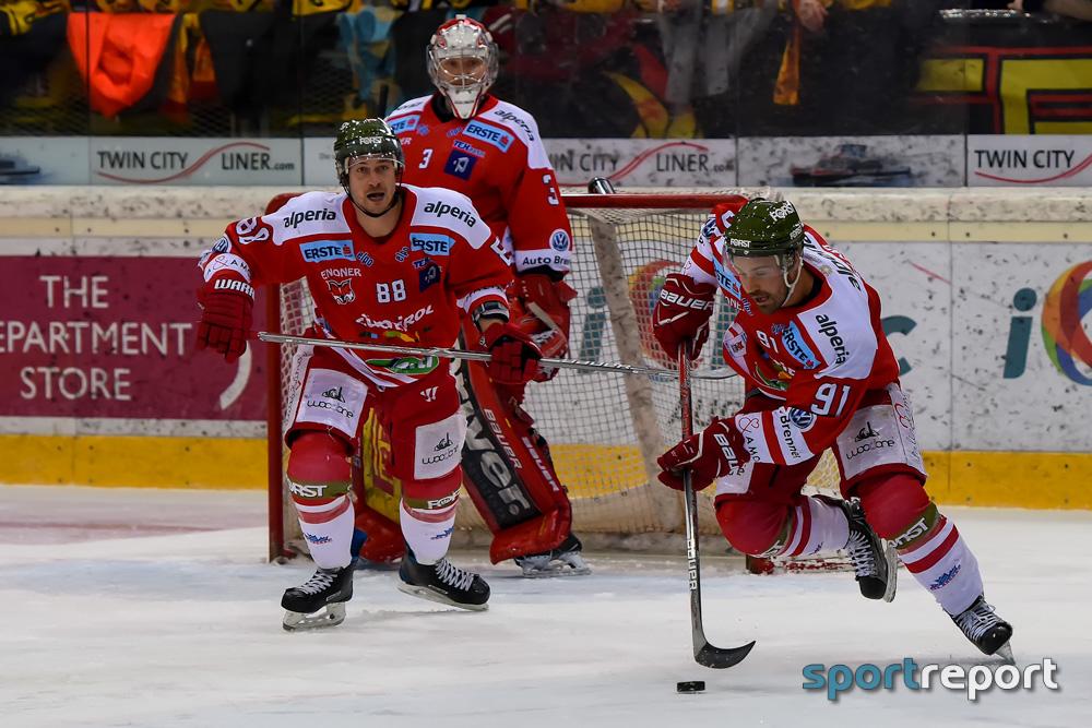 Eishockey, EBEL, Erste Bank Eishockey Liga, HCB Südtirol, Orli Znojmo