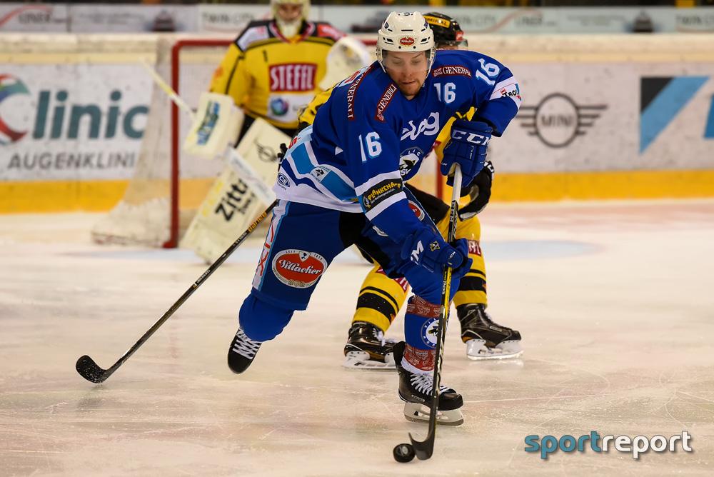 Eishockey, EBEL, Erste Bank Eishockey Liga, Qualifikationsrunde, VSV, Orli Znojmo, VSV vs. Orli Znojmo