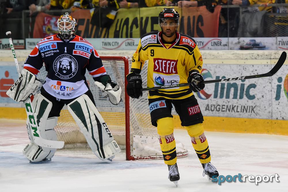 Eishockey, EBEL, Vienna Capitals, Ali Wukovits, Erste Bank Eishockey Liga