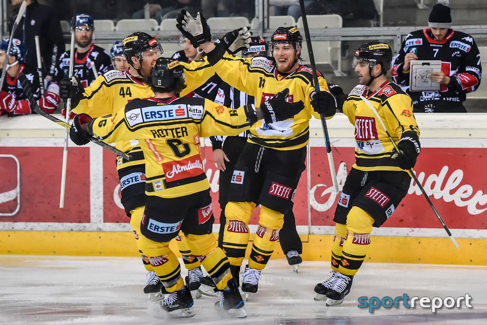 Eishockey, EBEL, Vienna Capitals, HC Innsbruck, Erste Bank Eishockey Liga