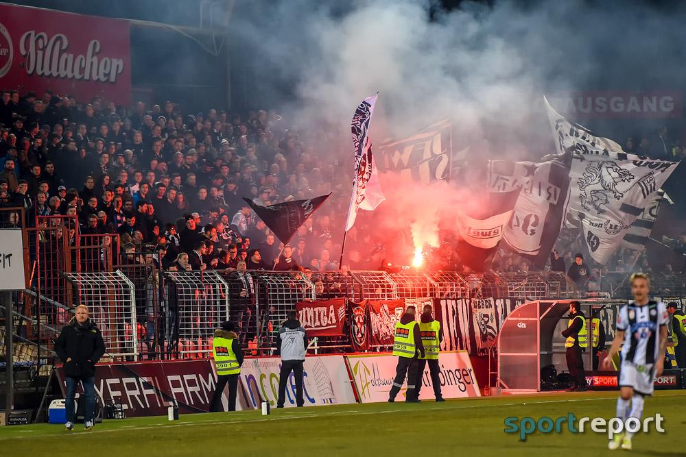 Fußball, Sturm Graz, Admira Wacker, Sturm Graz vs. Admira Wacker