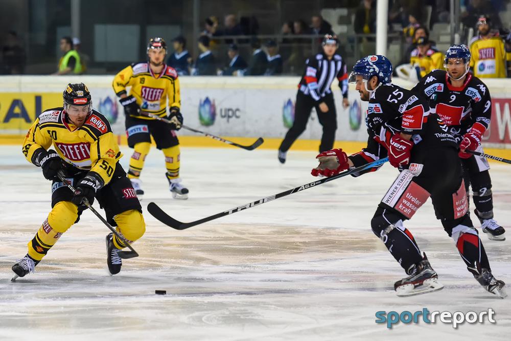 Eishockey, EBEL, Vienna Capitals, HC Innsbruck