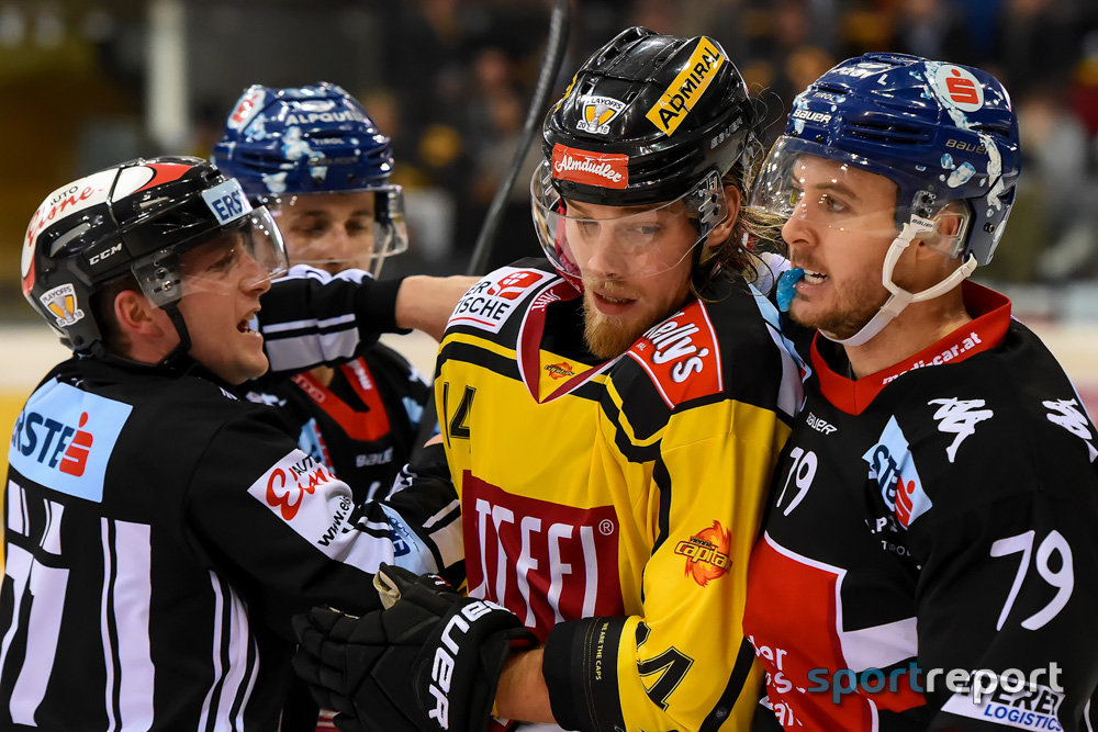 Eishockey, EBEL, KAC, HC Innsbruck, Mitch Wahl
