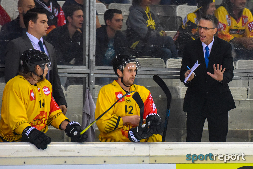 CHL, Vienna Capitals, ZSC Lions - Foto © Sportreport