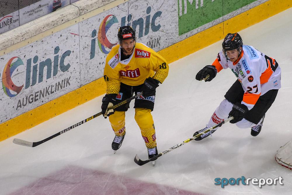 Ty Loney, Graz99ers, Vienna Capitals, EBEL - Foto © Sportreport