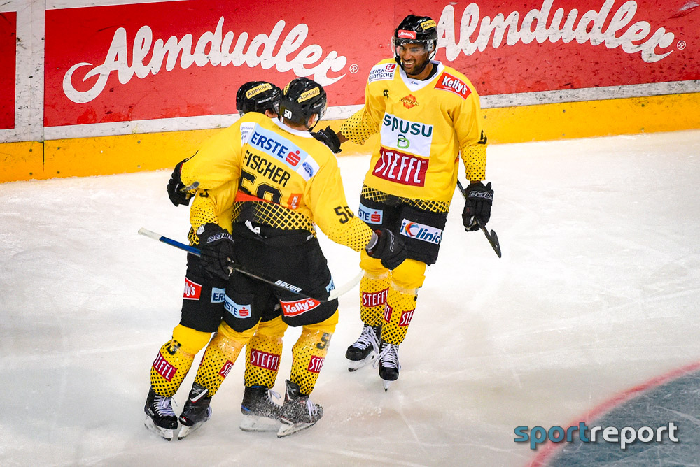 Vienna Capitals, Black Wings Linz, #VICBWL, VICEHL