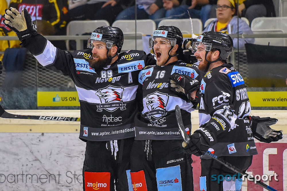 Orli Znojmo, Black Wings Linz, #EHLZNO, #BWLZNO