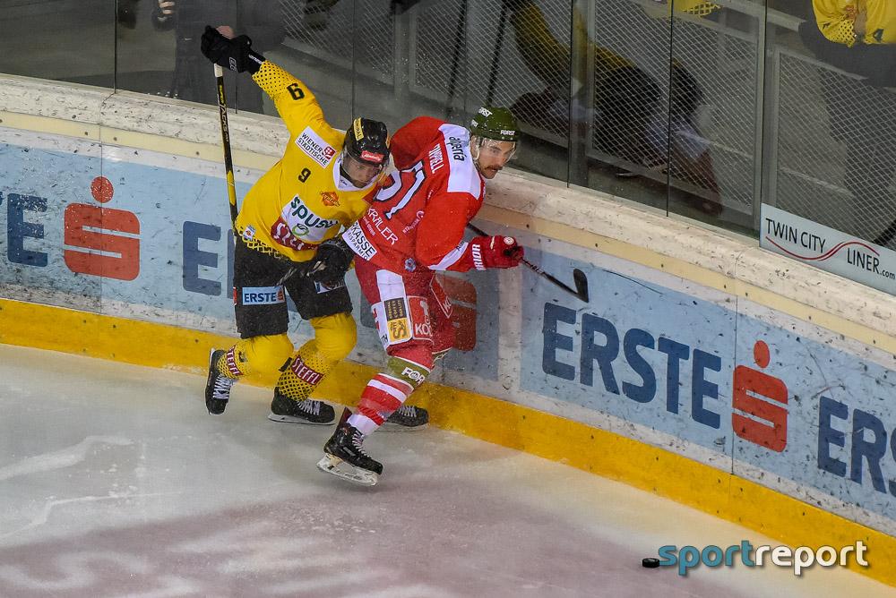 Tim Campbell, HCB Südtirol, Fehervar - Foto © Sportreport