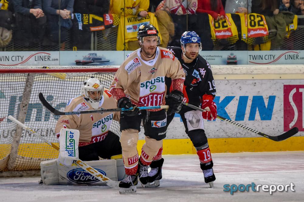 Vienna Capitals, HC TWK Innsbruck, EBEL - Foto © Sportreport
