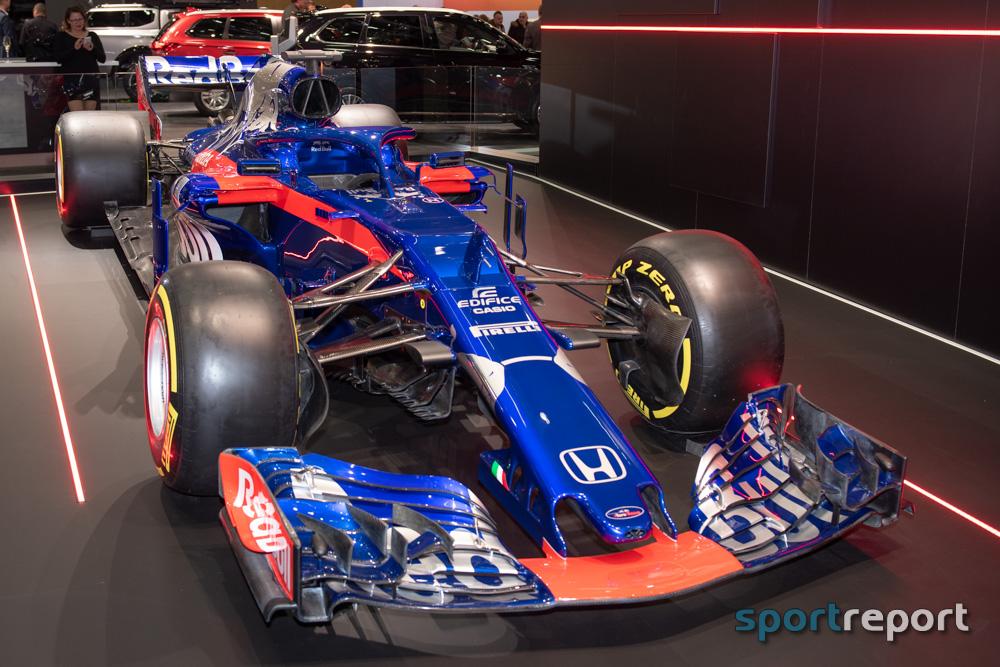 Scuderia Toro Rosso gibt strategische Partnerschaft mit myWorld bekannt