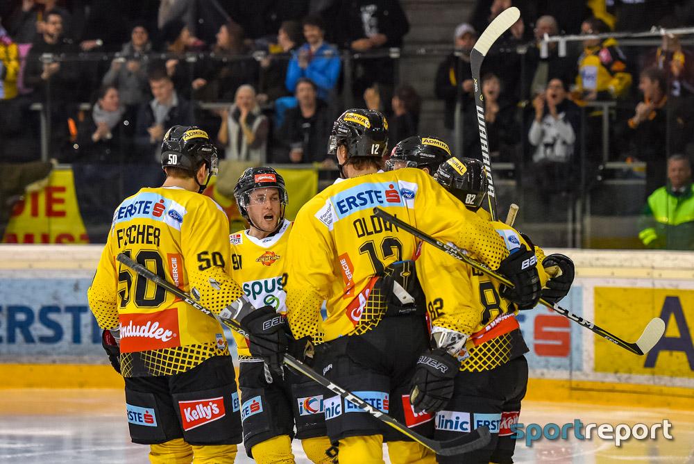 Dornbirn Bulldogs, Vienna Capitals, EBEL - Foto © Sportreport