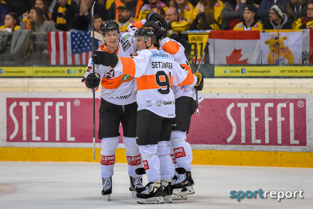Graz99ers, Black Wings Linz, #EHLG99, #BWLG99