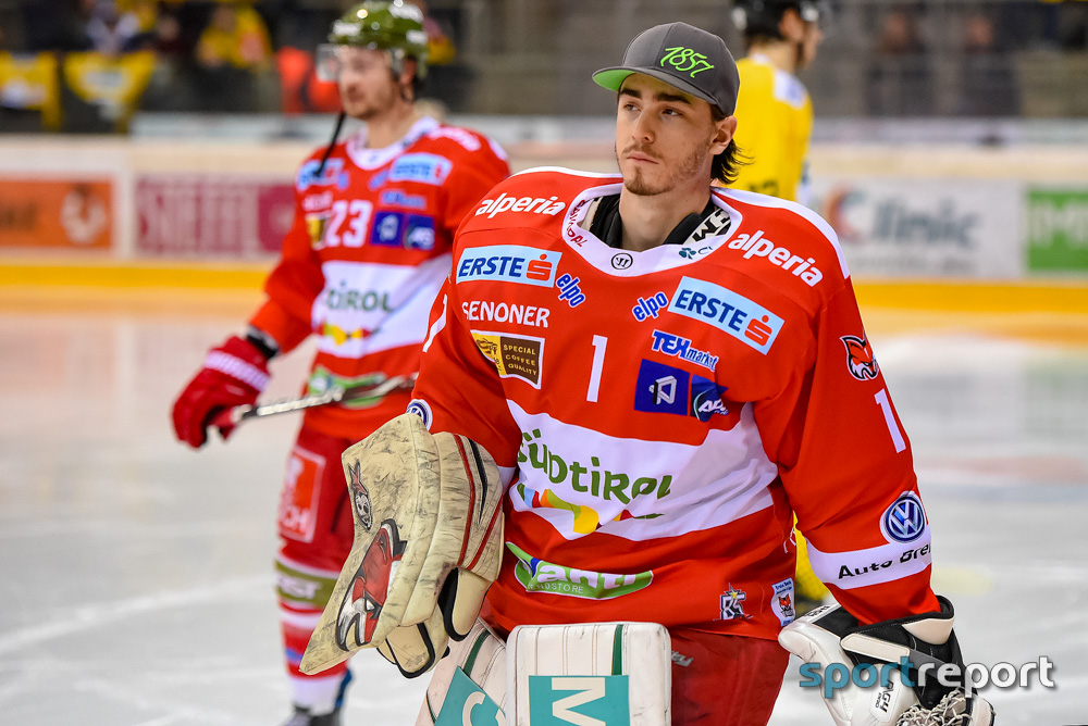 Jacob Smith, HCB Südtirol, Alps Hockey League - Foto © Sportreport