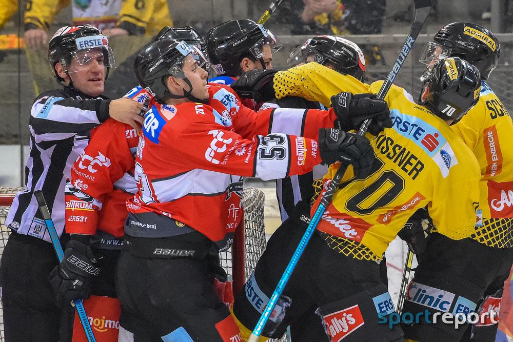 Vienna Capitals, Orli Znojmo, Orli Znojmo vs. Vienna Capitals, #ZNOVIC
