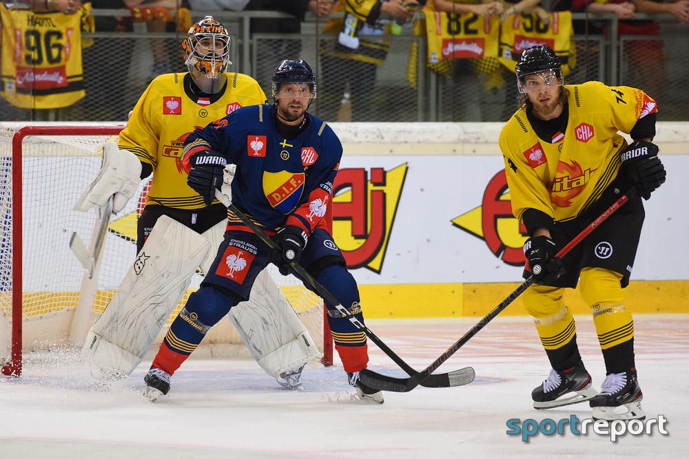 Champions Hockey League, CHL, Eishockey, Djurgarden, Djurgarden IF, Vienna Capitals - Foto © Sportreport