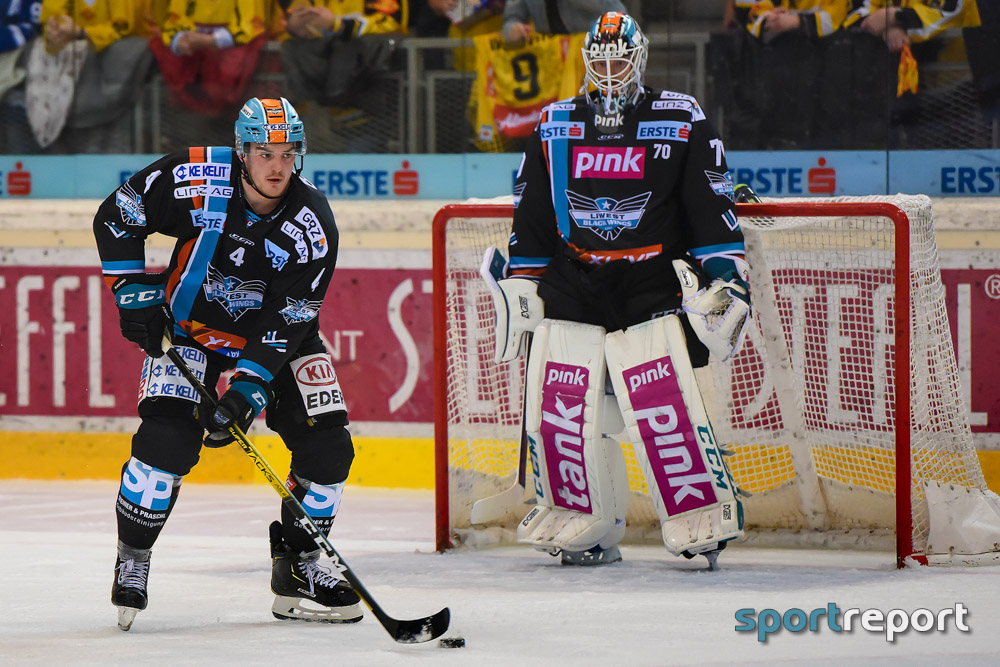 Black Wings Linz, Graz99ers, #BWLg99, #EHLG99