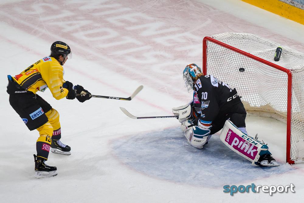 Riley Holzapfel (VIC), Moritz Matzka (EHL), Vienna Capitals Black Wings Linz, #VICEHL