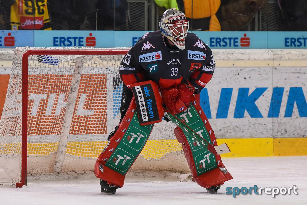 Haie, HC Innsbruck, #BWLHCI, #EHLHCI