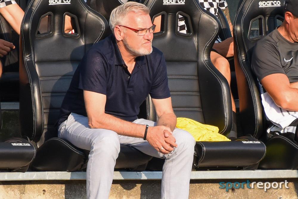 """Ernst Baumeister (Sportdirektor Admira) über Sinan Bakis: """"Ein Stürmer ist dafür da, dass er die Tore schießt"""""""