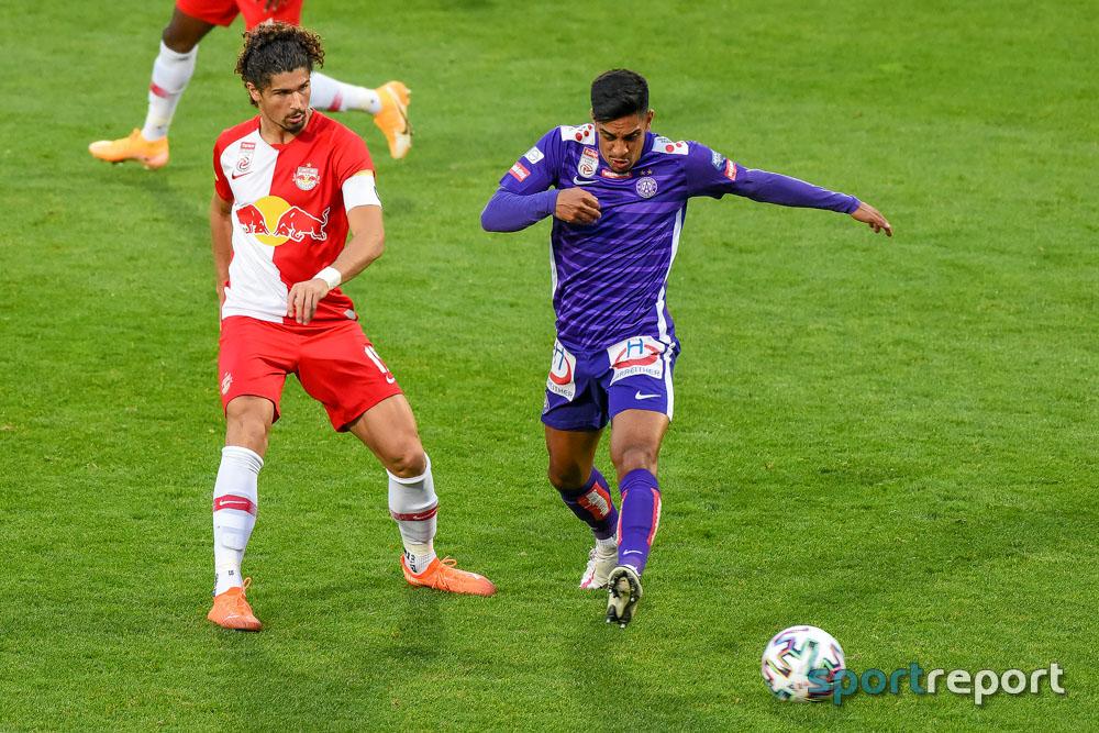 FC Red Bull Salzburg zieht nach Sieg gegen Austria Wien ins ÖFB Cup Halbfinale ein